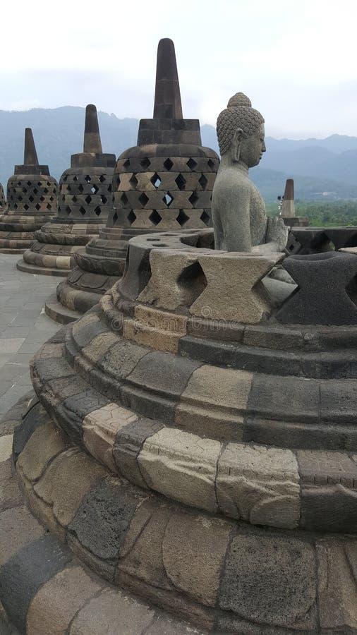 Temple de Borobodur photographie stock libre de droits