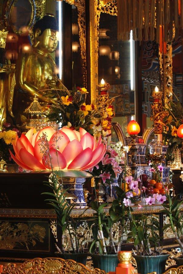 Temple de Bouddha photos stock