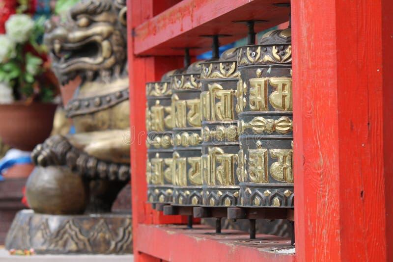Temple de Buddist image libre de droits