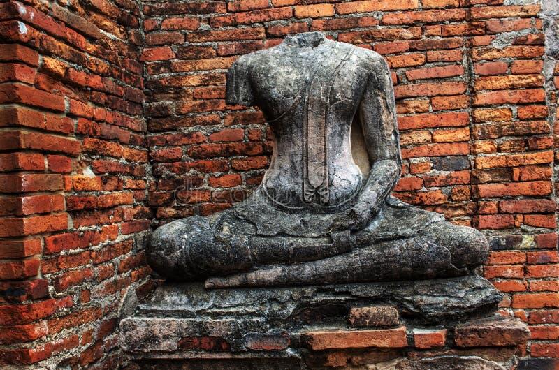 Temple de Chaiwatthanaram à Ayutthaya, Thaïlande images stock