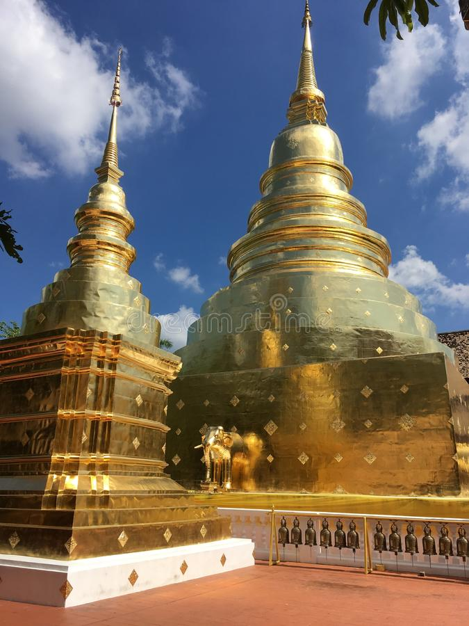 Temple De Chiang Mai photos stock