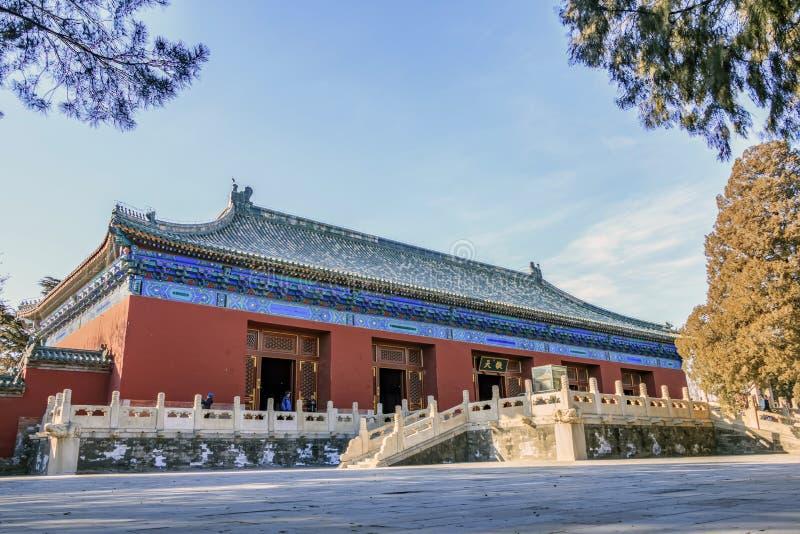 Temple de ciel Pékin images stock