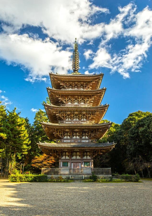 temple de Daigo-JI, Kyoto, Japon images stock