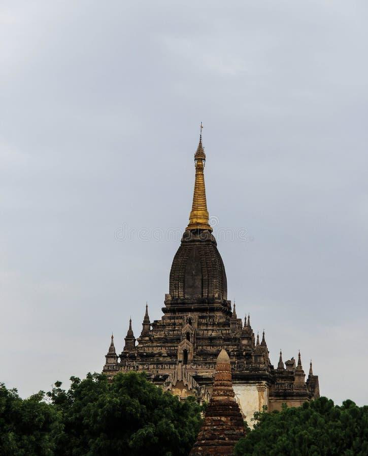 Temple de Gawdawpalin images stock