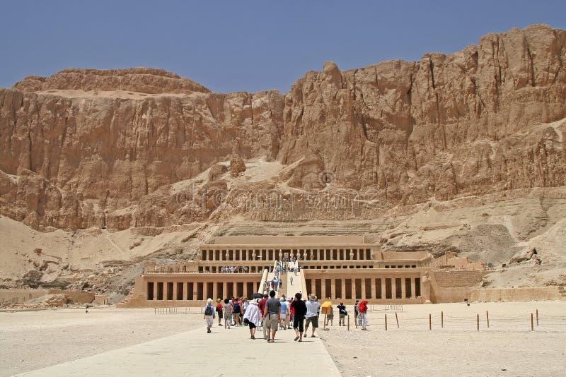 Download Temple de Hatshepsut photo stock. Image du tombeau, monument - 726844