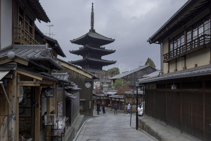 temple de Hokan-JI images libres de droits