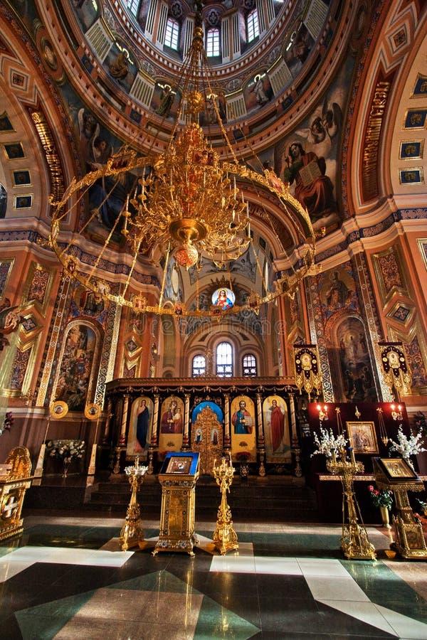 Temple de Kazan photos stock