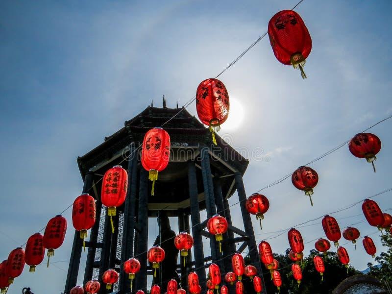 Temple de Kek Lok SI photographie stock libre de droits