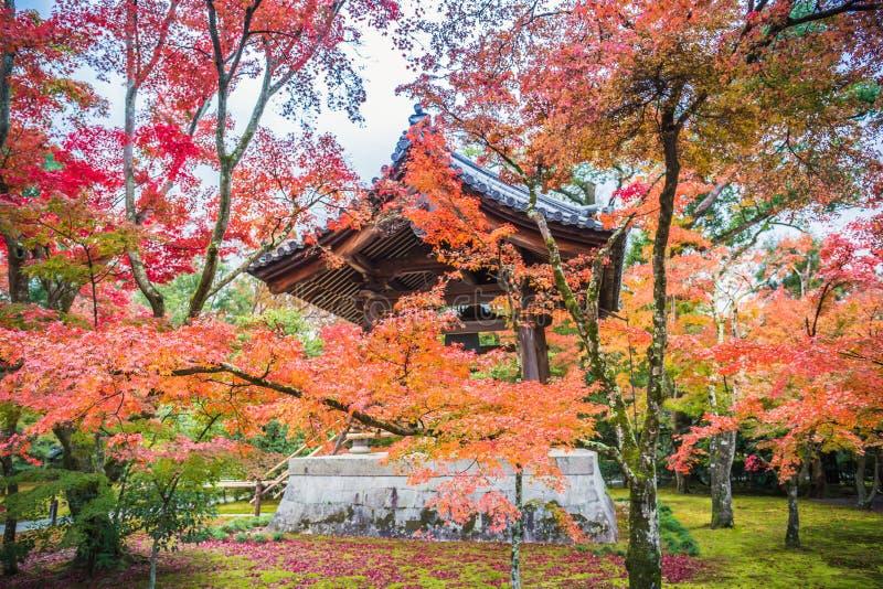 Temple de Kinkaku-Ji images libres de droits