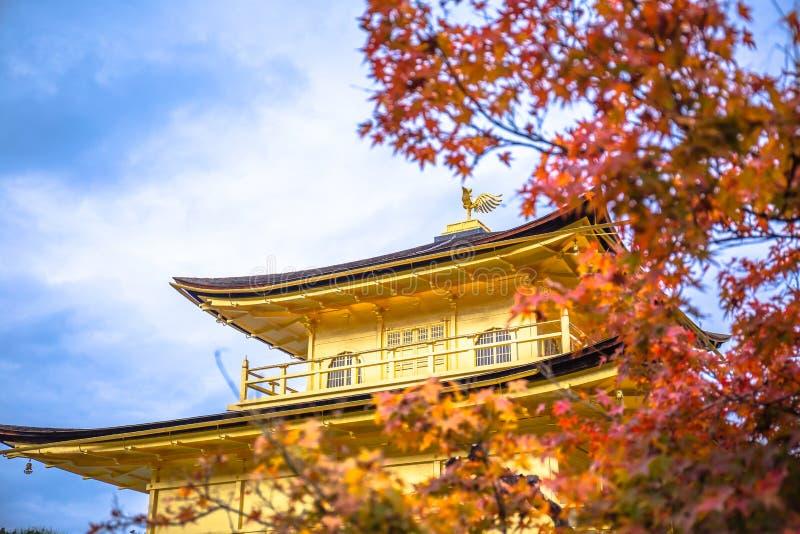 Temple de Kinkaku-Ji photographie stock