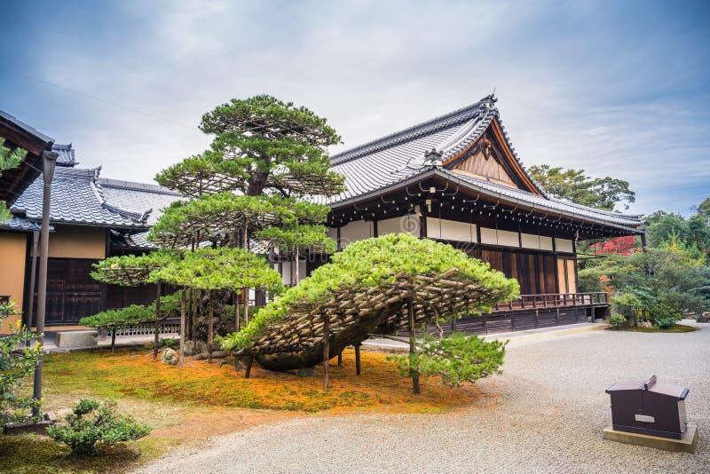 Temple de Kinkaku-Ji photo stock