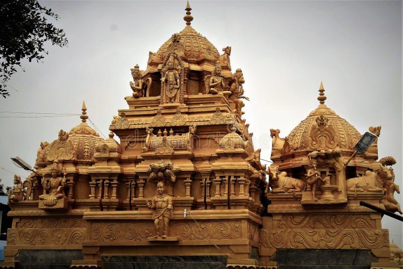 Temple de Kotilingeshwara photos libres de droits