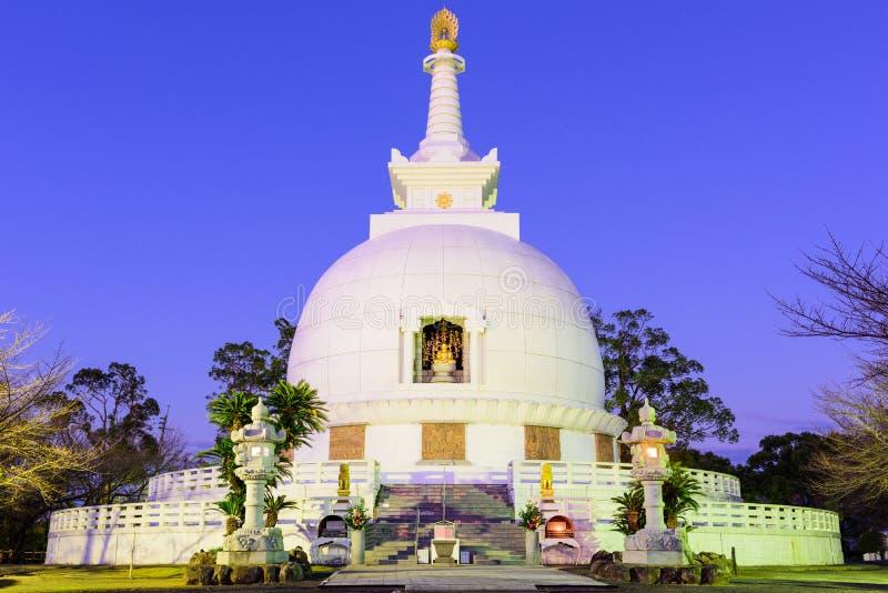 Temple de Kumamoto Japon photographie stock libre de droits