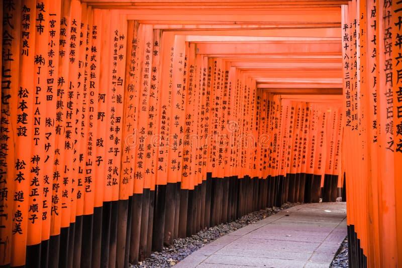 Temple de Kyoto photos libres de droits