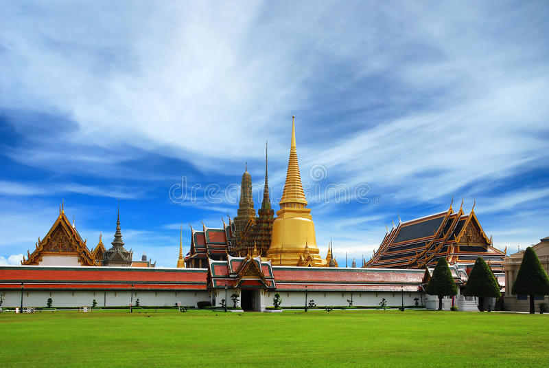 Temple de la Thaïlande images stock