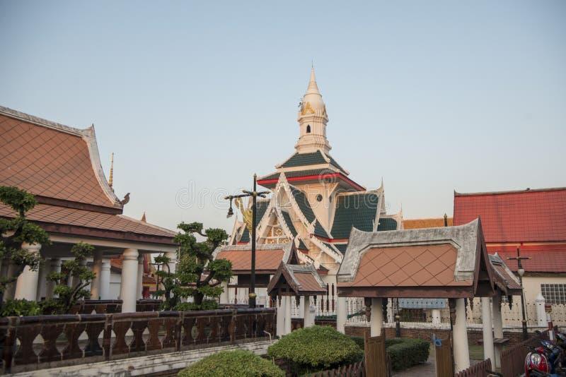 TEMPLE DE LA THAÏLANDE PHITSANULOK WAT NANG PHAYA photos libres de droits
