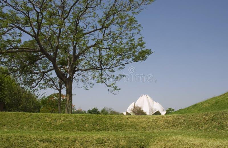 Temple de lotus photos libres de droits