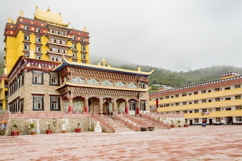 Temple de Muli photo libre de droits