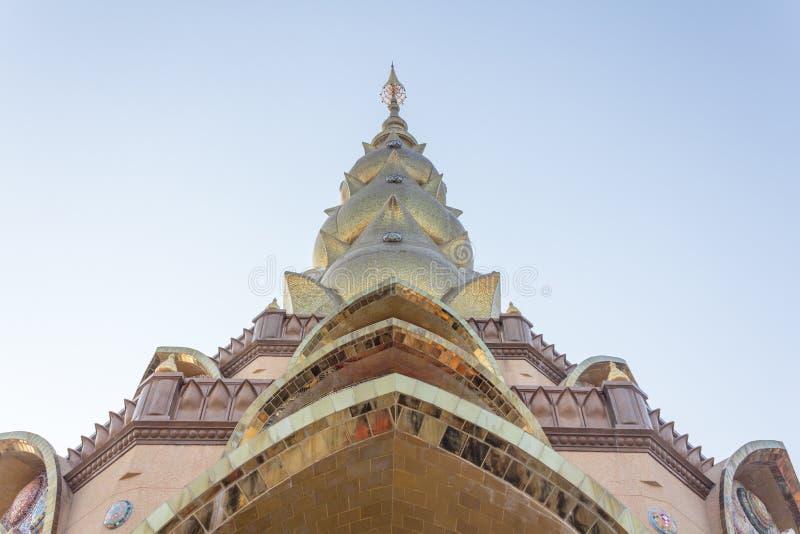 Temple de Phasornkaew photo stock