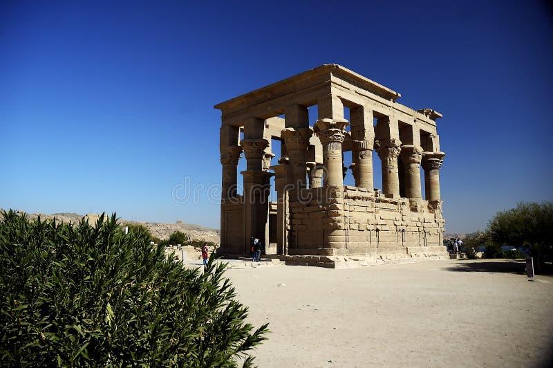 Temple de Philae photographie stock libre de droits