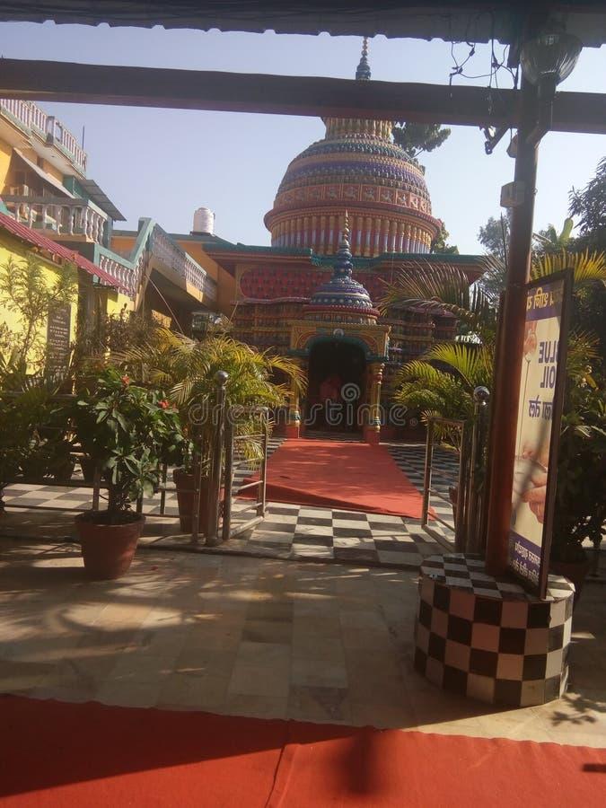 Temple de réalisateur de Shani images stock