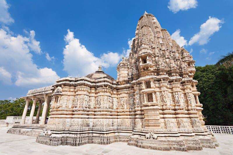 Temple de Ranakpur, Inde photographie stock libre de droits