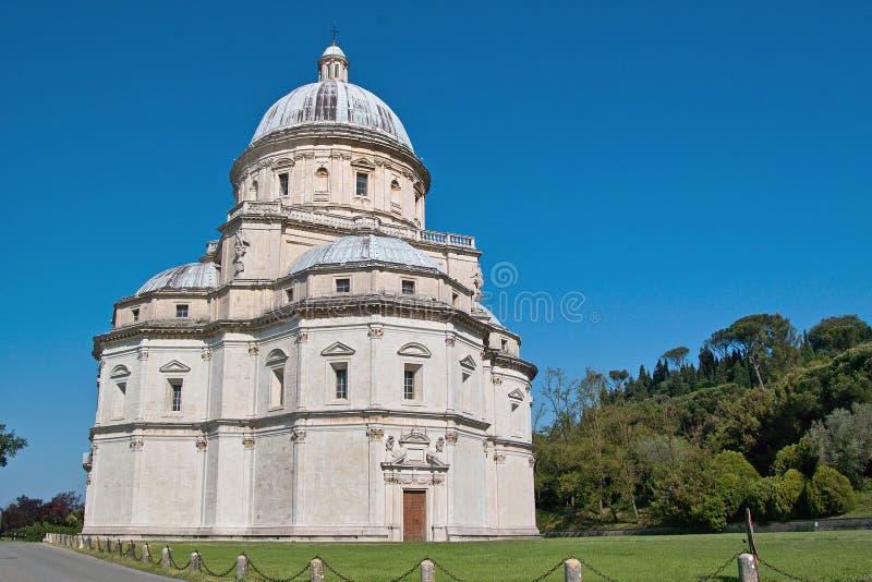 Temple de saint Mary de consolation image stock