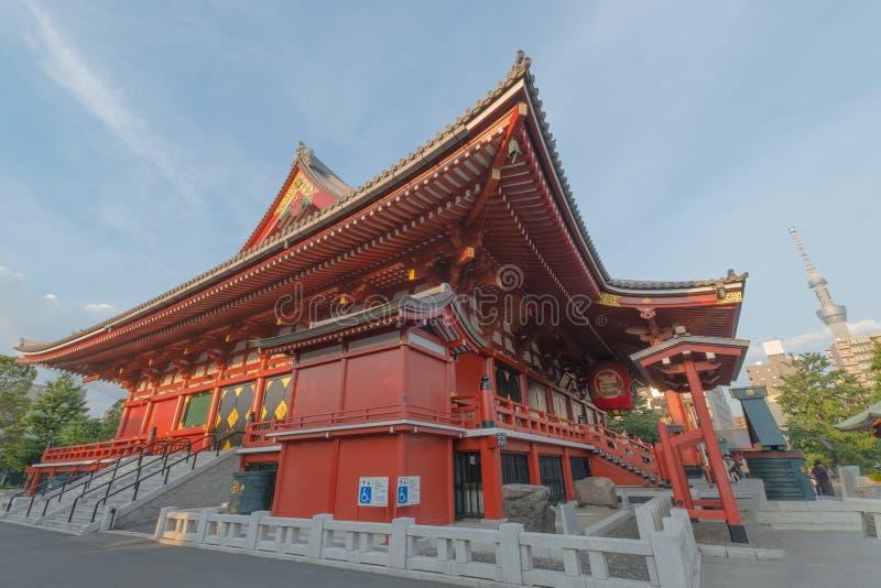 Download Temple de Sensoji photo éditorial. Image du bouddhisme - 76077781