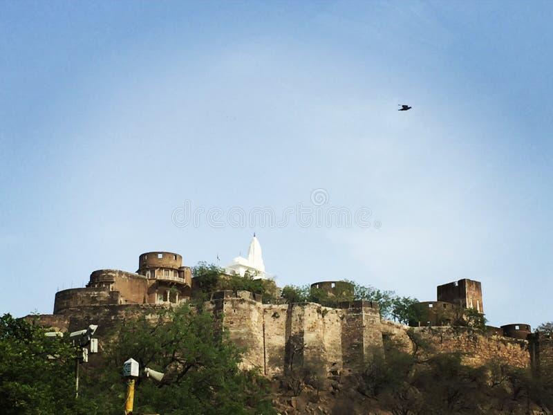 Temple de Shiv images libres de droits
