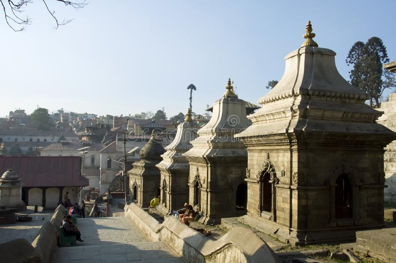 Temple de Shiva photo stock