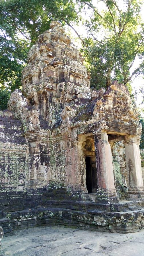 Download Temple De Siem Reap Cambodge Image stock - Image du destinations, bleu: 76080021