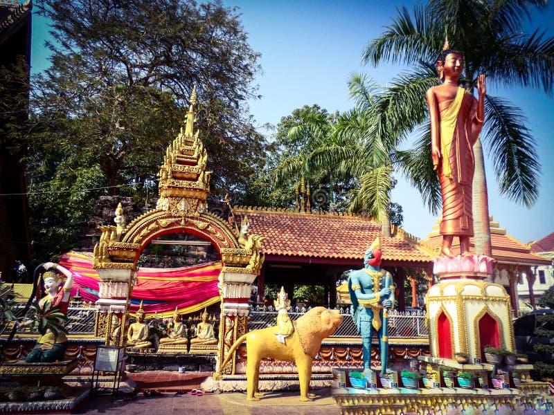 temple de simouang image stock