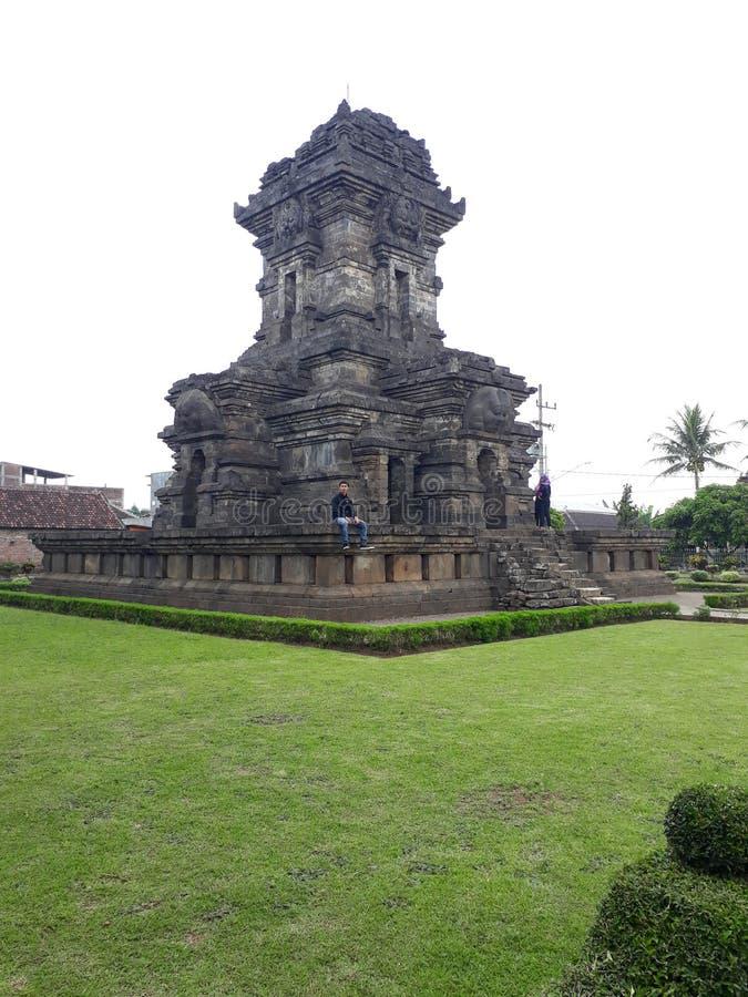 temple de singosari images stock