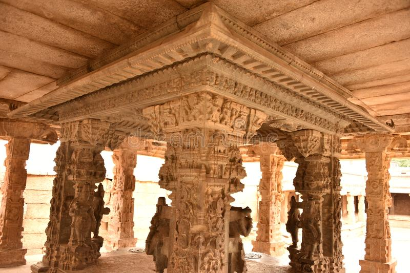 Temple de Someshwara, Kolar, Karnataka, Inde photo libre de droits