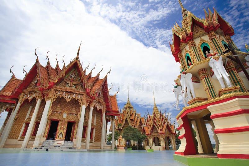 Temple de tham-sua de Wat photo stock