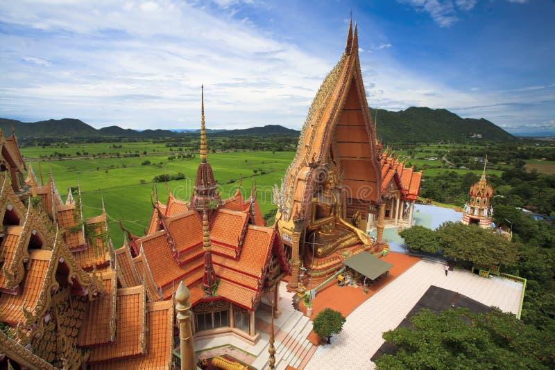 Temple de tham-sua de Wat photo libre de droits