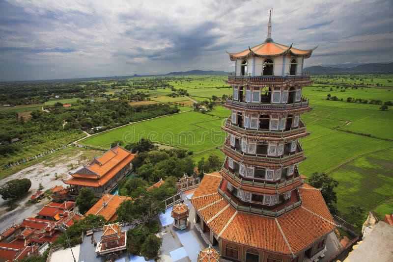 Temple de tham-sua de Wat image stock
