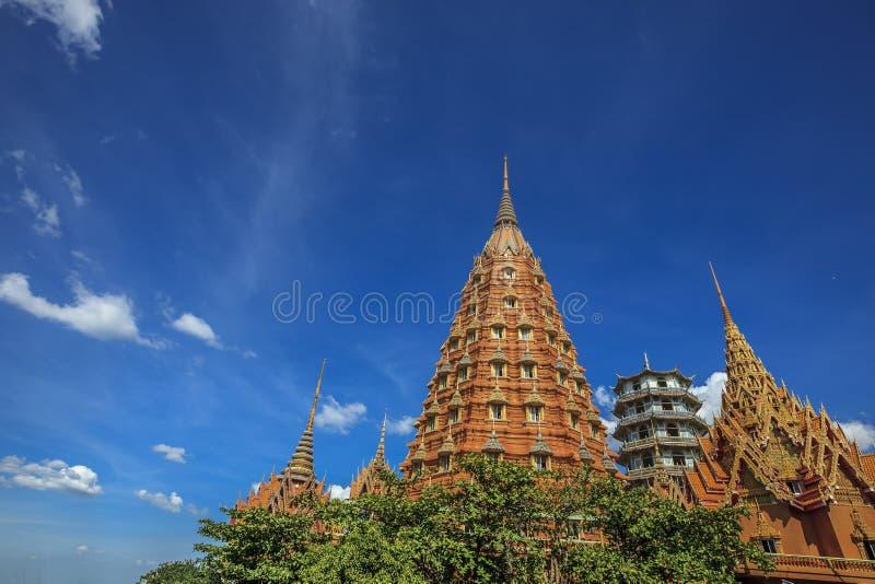 Temple de tham-sua de Wat images libres de droits