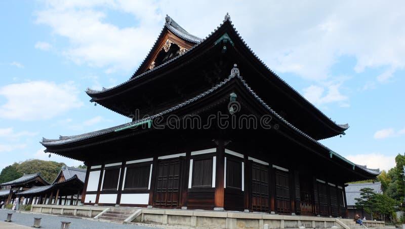 Temple de Tofukuji, Kyoto, Japon image libre de droits