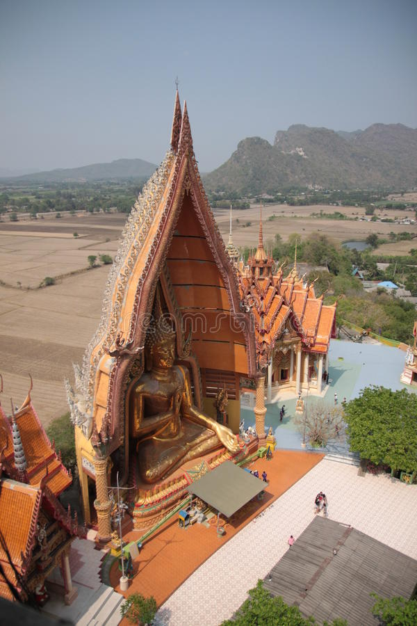 Temple de Wathumsua image stock