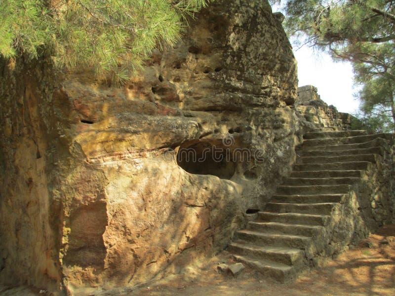 Temple de Zeus photo libre de droits