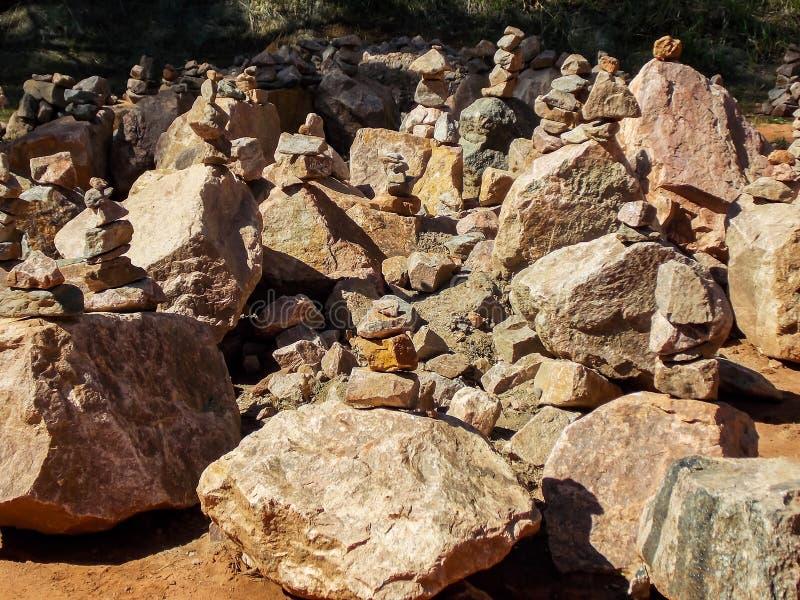 Temple des cairns images stock