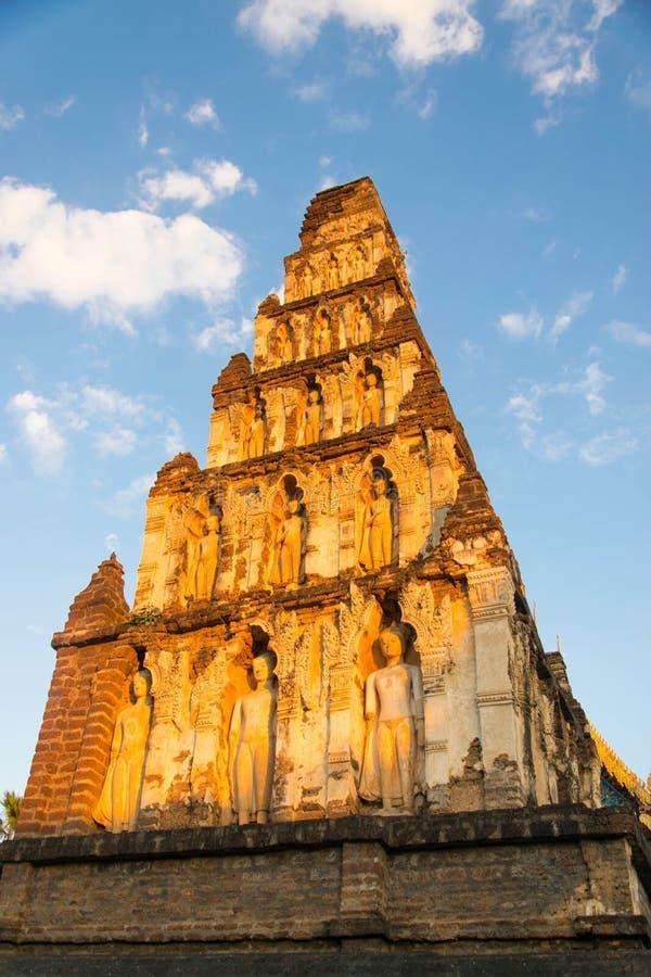 Temple devy de brouilleur image libre de droits