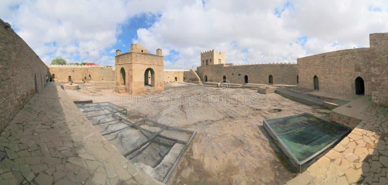 """Temple du feu d'Ateshgah """" photos libres de droits"""