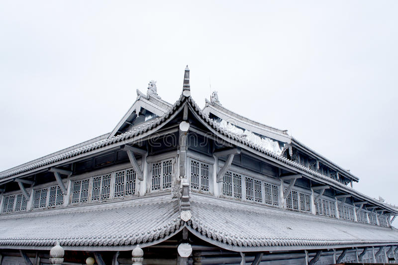 Download The Temple Of Emei Mountain Stock Image - Image: 31095321