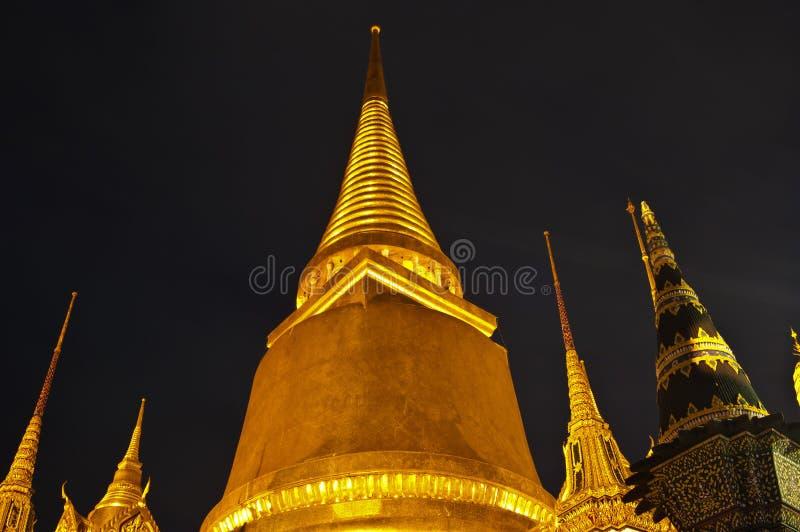 Temple Of The Emerald Buddha Stock Image