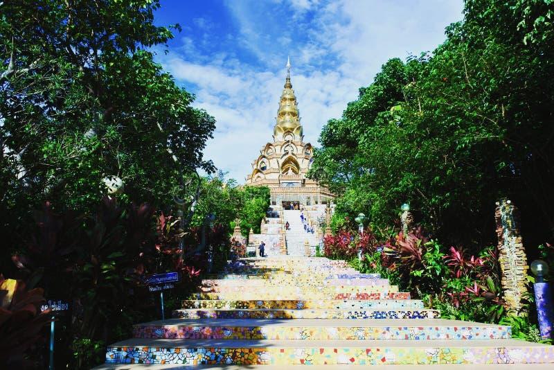 Temple en Thaïlande image stock
