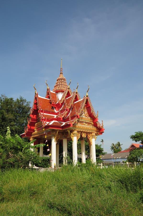 Temple en Thaïlande images stock