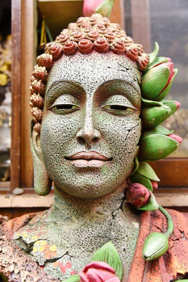 Temple Facade indiane immagini stock