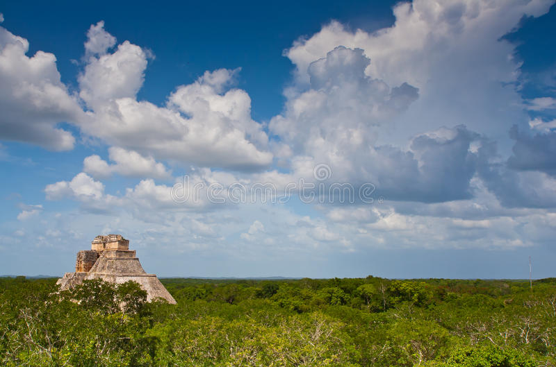 Download Temple in forest stock photo. Image of ancient, adventure - 23500934